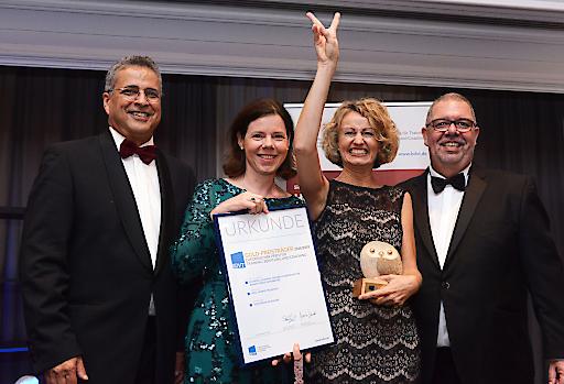 Blended Learning der Volksbank Akademie ausgezeichnet