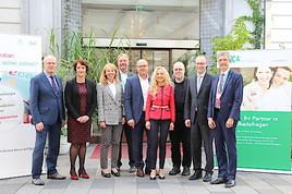 Tagung der deutsch-österreichischen Zukunftswerkstatt zur sozialen Krankenversicherung in Graz