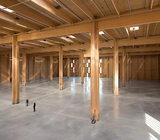 Werknutzungsbewilligung für Poppe*Prehal Architekten ZT GmbH