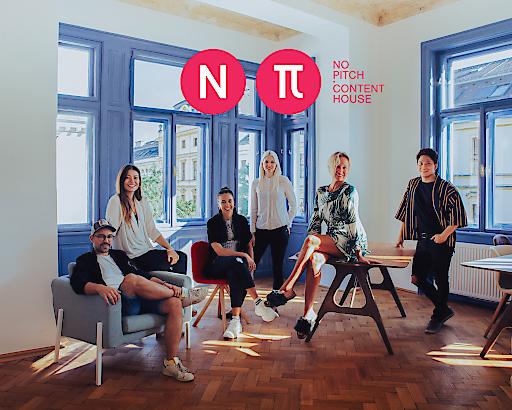 Team No Pitch (v.l.n.r.): Christian Feldes, Vanessa Türksever, Tessa Kadletz, Nadine Kriegelstein, Lisa Scheid, Victor Moye