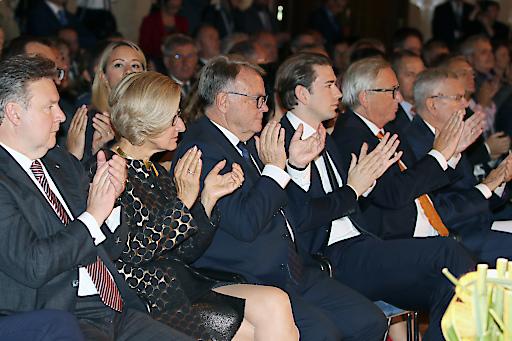 """Festakt der Bundesländer anlässlich """"100 Jahre Republik Österreich"""""""