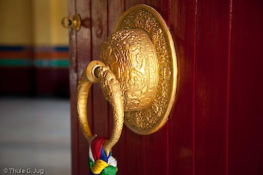 Tag der offenen buddhistischen Tempeltür