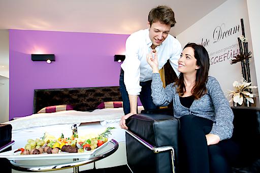 Alpenhotel Fall in Love - Kaltschmid Hotelgruppe, langjähriger Kunde auf www.Kuscheln-Romantik.com