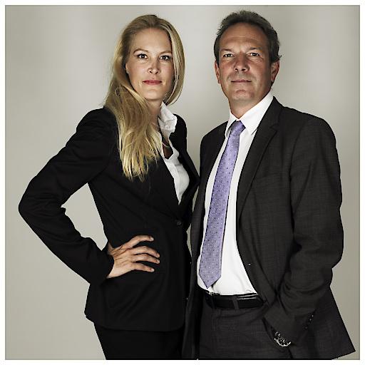 Herausgeber Dr. Eva Dichand und Wolfgang Jansky