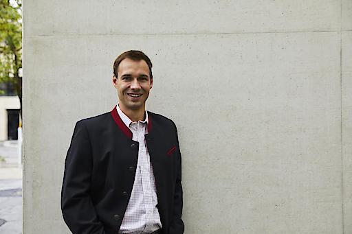 Johannes Reiter verfasste seine Dissertation am IST Austria