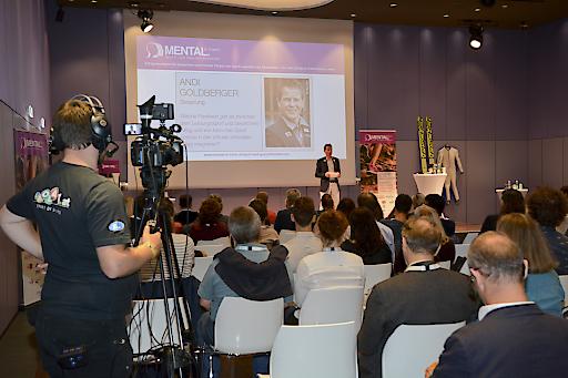Die Teilnehmer waren vom Vortrag von Andi Goldberger begeistert.