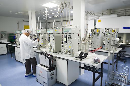 Forschungs- und Entwicklungszentrum_Labor