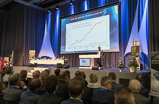 Vortrag von Prof. Dr. Stefan Rahmstorf bei der Jahrestagung von Kleinwasserkraft Österreich