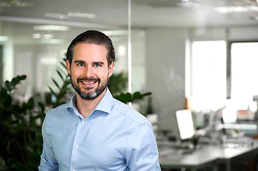 Matthias Ruhri, der Leiter des Company Builders Up to Eleven, bringt mit dem Entrepreneur-in-Residence-Programm digitale Ideen groß raus.