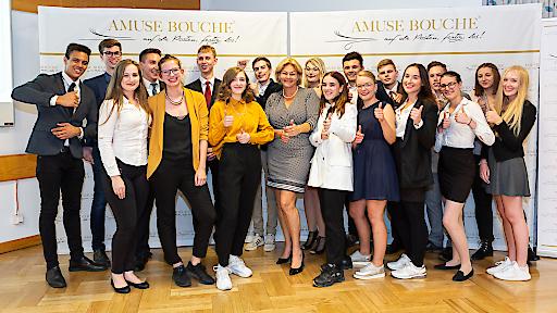 Amuse Bouche Finalisten 2018