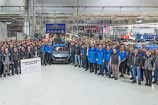 Produktionsstart BMW Z4