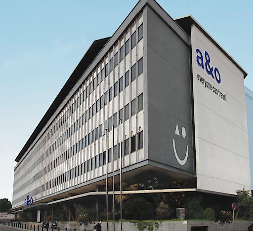 So soll das neue a&o Hostel in Barcelona aussehen