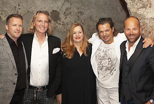 Gerhard Indrist, Karl Seidemann, Hubert Vogelsberger, Gabriele Oberhauser, Karl Fahrner