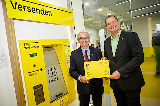 Post eröffnet 13 neue Filialen in Wien