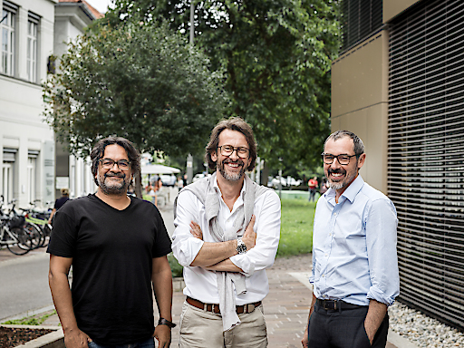 Mike Fuisz, Daniel Huber, Gernot Leonhartsberger