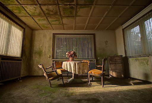 Lost Places, Justin Fischer, Fotoausstellung auf der Photo+Adventure