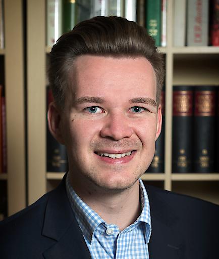 Patrick Ebeling, BA, MA