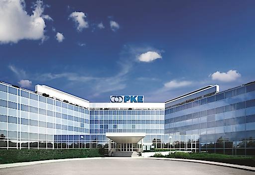 PKE Holding AG Konzernzentrale in Wien