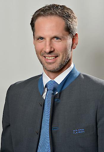 Lukas Krösslhuber, Geschäftsführer Tourismusverband Wilder Kaiser