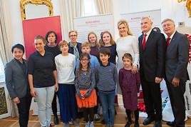 Wiener Rotkreuz Ball 2018: Wien trifft Schweden am 30. November im Wiener Rathaus