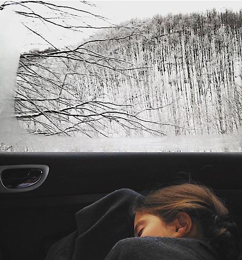 """Daydreaming"", Kaya Tasevska"