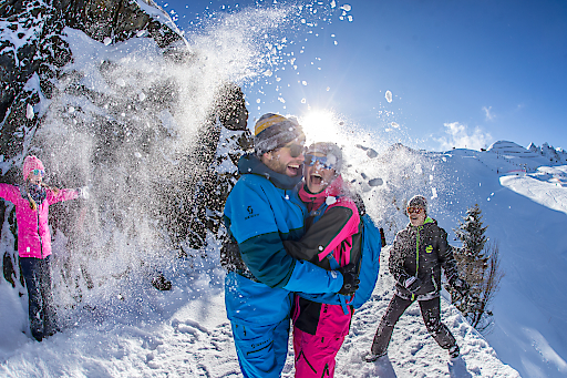 """""""Bring mich – Skifahren"""" bringt ab diesem Winter Wintersportfans nach Obertauern."""