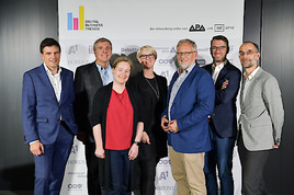 We proudly present: Digital Business Trends-Award 2018 – die Finalisten