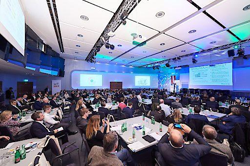 8. Kongress der IG Lebenszyklus Bau in der Wirtschaftskammer - Eventlocation