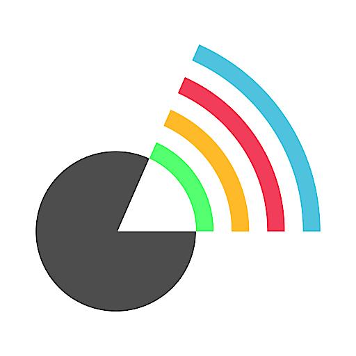 Das Logo von radioCORE. Es soll zeigen, dass gewissen Dinge ausgesprochen und benannt werden sollen. Es soll zeigen, dass radioCORE denen eine Stimme gibt, die vielleicht sonst nicht gehört werden.