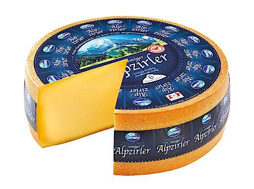 Käsekaiser 2019 - Kategorie Hartkäse - Tirol Milch Alpzirler