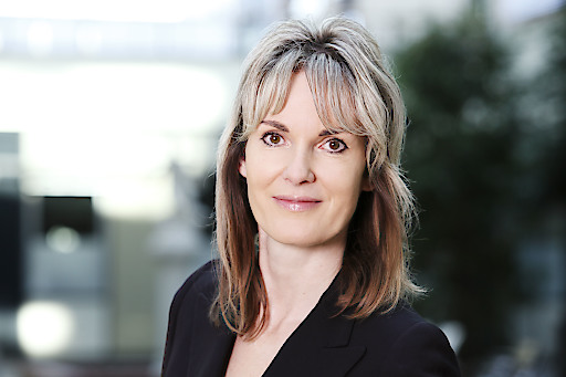 Dr. Stefanie Eilingsfeld, Geschäftsführerin der Privatklinik Wehrle-Diakonissen