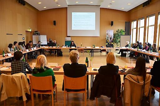 IDA-Tagung im Kardinal König Haus, Wien