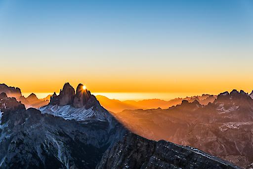 """Trotz vieler bereits entstandener Schäden und aktueller Fehlentwicklungen lautet die Botschaft der Alpenvereine: """"Die Alpen sind schön. Noch. Es lohnt sich, dafür zu kämpfen."""""""