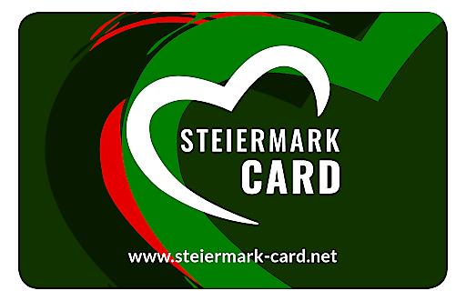 Gratis-Eintritt bei 150 Ausflugszielen und Rabatte bei Bonuspartnern. Das Erlebnis Heimat steckt von 1. April bis 31. Oktober 2019 in einer Karte. Infos auf www.steiermark-card.net
