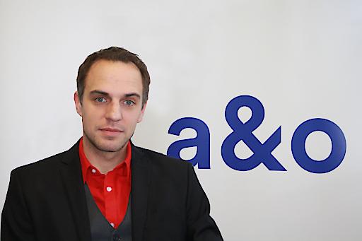 Thomas Hertkorn, Online-Marketing Chef der a&o Hostels