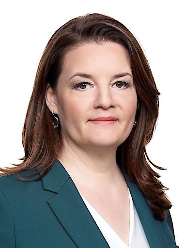 Leiterin des neuen Data & Media Centers der WKÖ Eva Weissenberger