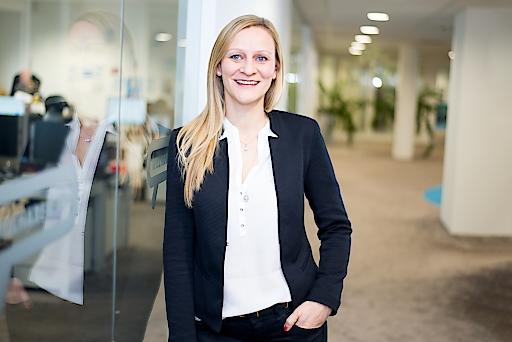 Judith Kössner, Leiterin des Immobilienbereichs bei willhaben