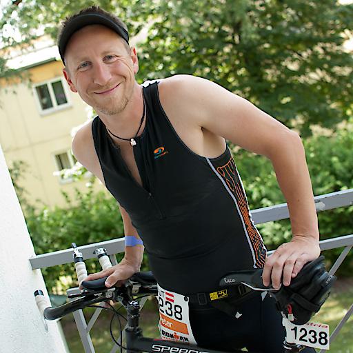 Peter Rathammer Veranstalter des Laufevents