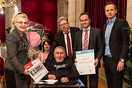 "AUVA-""Back to Life""-Award Wien für Biljana Misic"