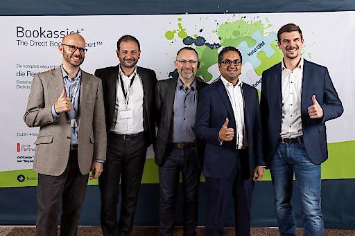 Vortragende des Direktbuchungskongresses 2018 in Wien