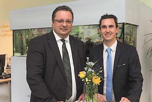 Die beiden Geschäftsführer Bernd Knoflach (links) und Patrik Weitzer (rechts) von Raiffeisen Reisen setzen sich für Q+ als Branchenstandard ein und haben in Ihren Unternehmen damit im Dezember gestartet.