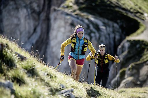 Insgesamt werden beim 31. SPORT 2000 Traunsee Bergmarathon 70 Kilometer und 4.500 Höhenmeter am Stück zurückgelegt.