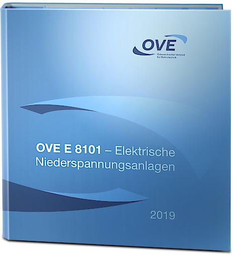 Die neue Norm OVE E 8101 erscheint als kompaktes Kompendium