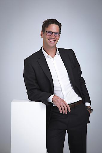 Henrik Schaller ist der neue Verlagsleiter bei GNK Media House