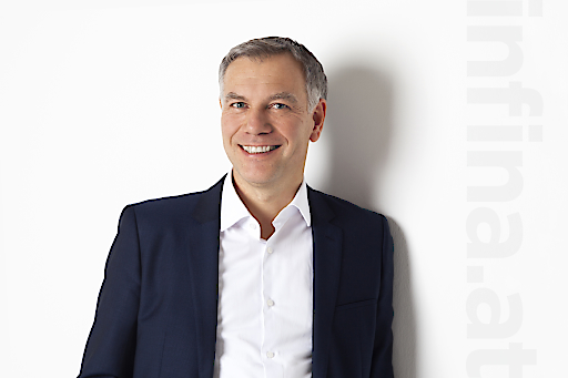 Christoph Kirchmair, CEO INFINA Credit Broker GmbH
