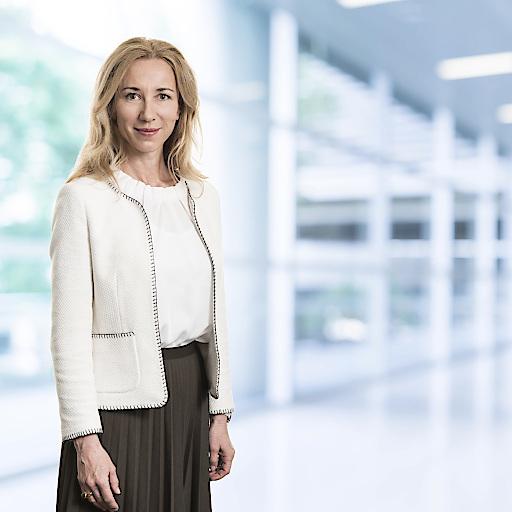 Sanofi-Geschäftsführerin Sabine Radl