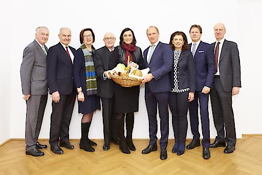 Achtes Nachhaltigkeitsfrühstück der Österreichischen Hagelversicherung