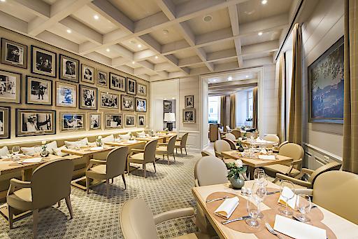 Der Sacher Grill im Hotel Sacher Salzburg