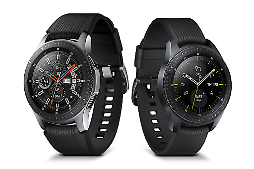 Neue Samsung Galaxy Watch bei Drei.