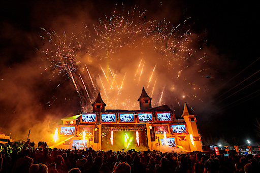 SOUND & SNOW GASTEIN MEGA-Auftakt mit Andrea Berg & 7.000 begeisterten Fans